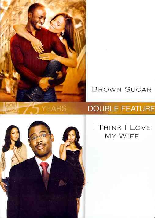 BROWN SUGAR/I THINK I LOVE MY WIFE BY ROCK,CHRIS (DVD)